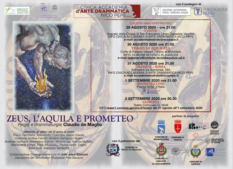 PROMETEO PER MV E PICCOLO